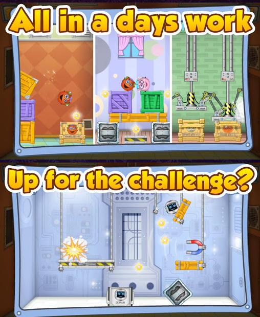 Rescue,Roby,العاب اندرويد,Android,Rescue Roby HD Mod,Unlimited Money