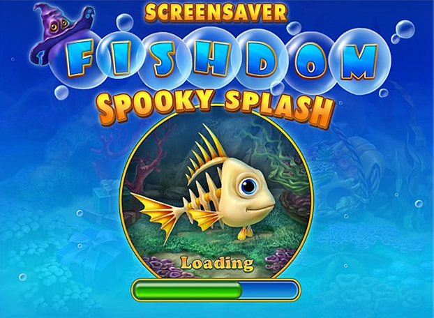 لعبة Fishdom Harvest Splash الرائعة
