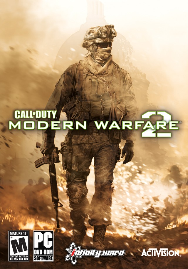 تحميل لعبة  Call of Duty 6 Modern WarFare 2