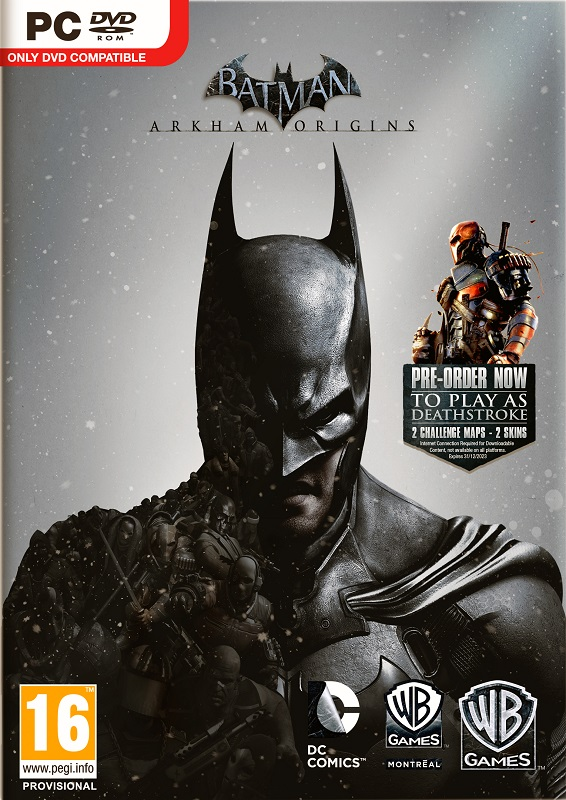 لعبة Batman Arkham Origins - The Complete Edition ريباك