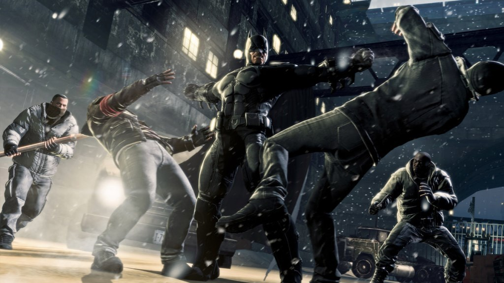 Batman,Arkham,Origins,Complete,Edition,action,games,super,heroes,العاب,اكشن,ابطال,خارقين