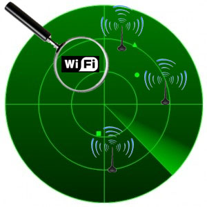 ����� ������ Wireless Network Watcher