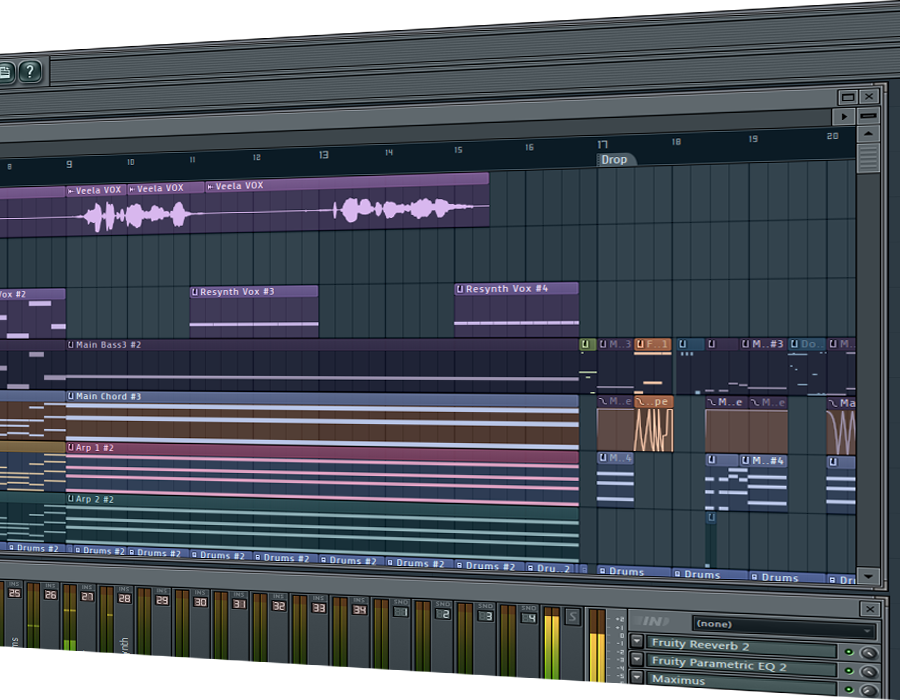 Fl studio 12 r2r edition