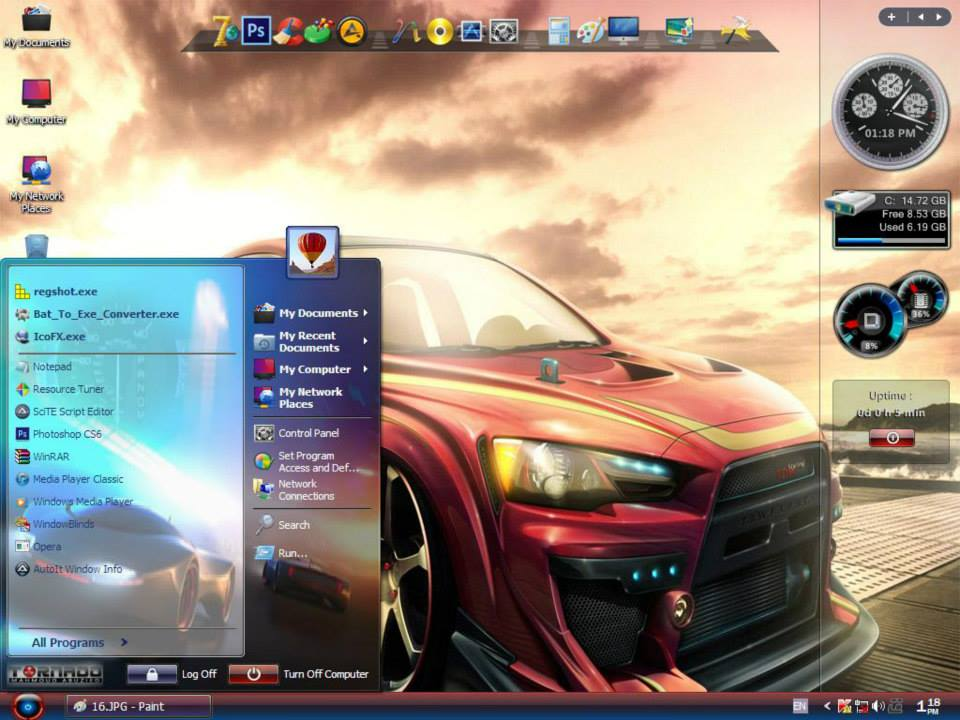 Windows XP Tornado Ultimate v1.2 2014,Windows XP Tornado Ultimate,ويندوز,Windows,Tornado,Windows XP Tornado
