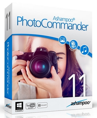 عملاق تحرير الصور Ashampoo photo Commander v11.1.0 final Multilingual