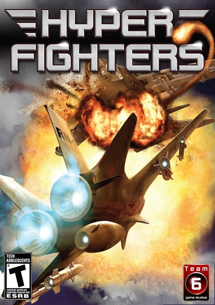 لعبة Hyper Fighters 2014