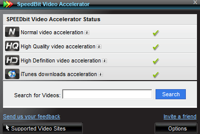 SpeedBit,Accelerator,Video,لتسريع,تحميل مباشر,SpeedBit Video Accelerator Premium 3.3.8.0 Build 3064
