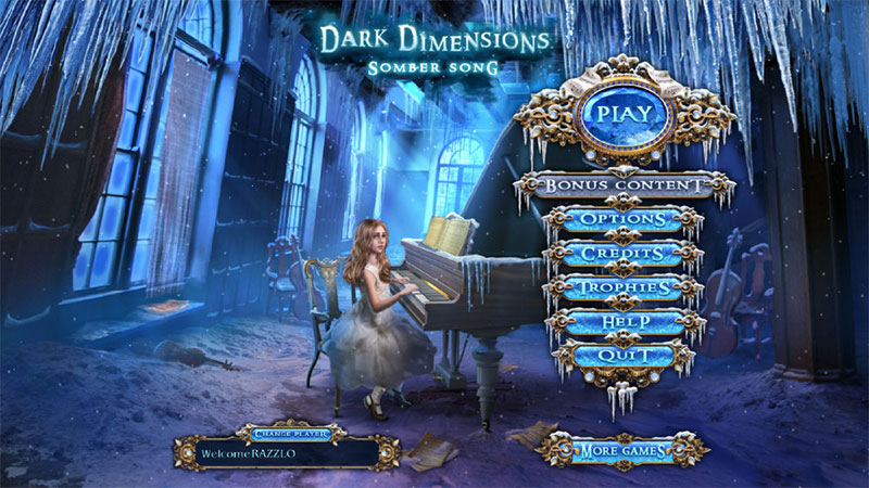 Dark Dimensions: Somber Song Collectors Edition,game