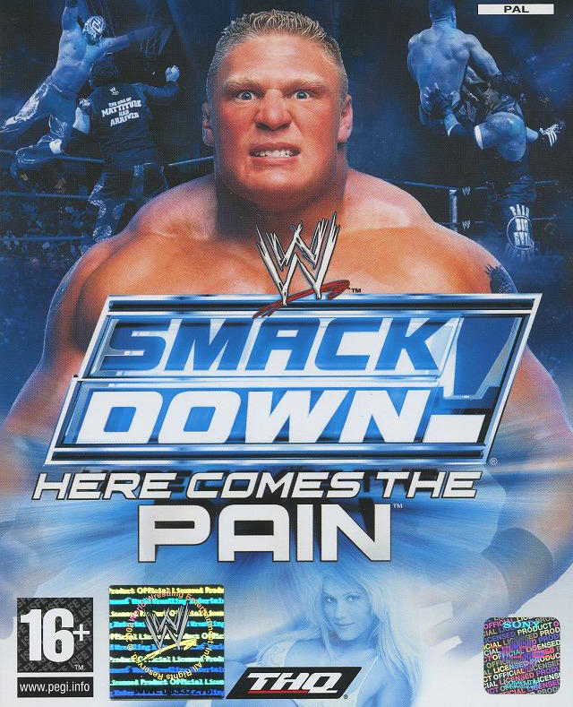 لعبة Smackdown Here Comes The Pain
