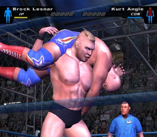 Smackdown Here Comes The Pain - PC,game,Smackdown Here Comes The Pain