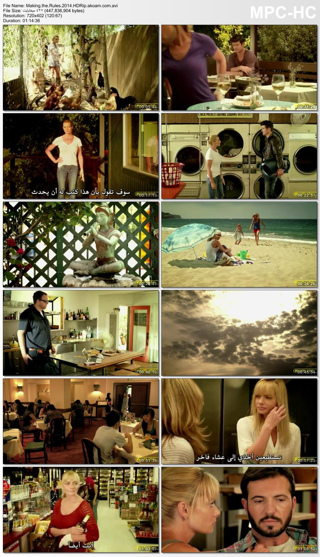 Making,والرومانسية,الدراما,Making the rules 2014,Abby in the Summer (2014),Jaime Pressly,Robin Thicke,Tygh Runyan