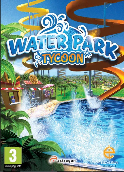 لعبة Waterpark Tycoon