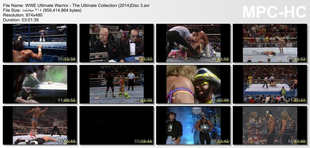 Ultimate,Warrior,Ultimate,Collection,Ultimate,Warrior,Ultimate,2014ألتيميت,واريور,النجوم