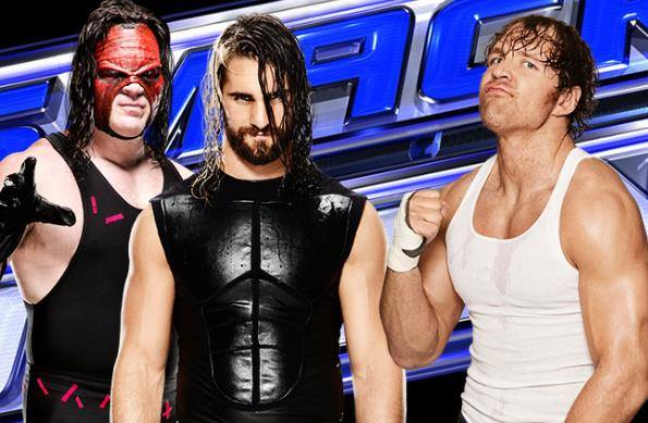 WWE Friday Night SmackDown 01|08|2014 - مترجم