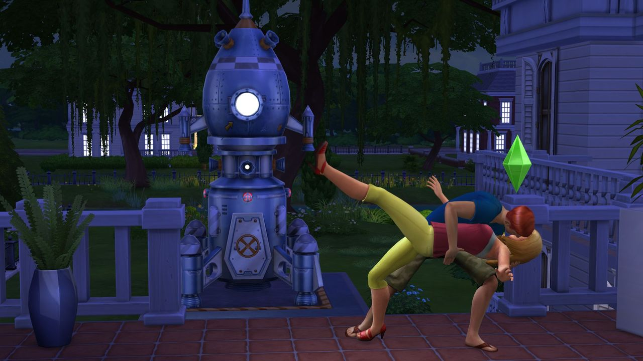 3d mosters and aliens sec the sims hardcore vids