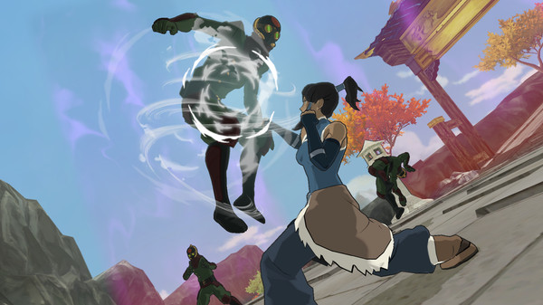 The Legend of Korra,الاكشن,FullRip