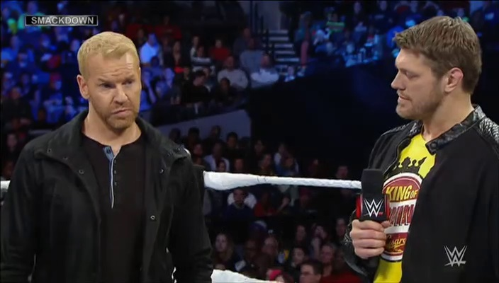 WWE Friday Night Smackdown 2015.01.01