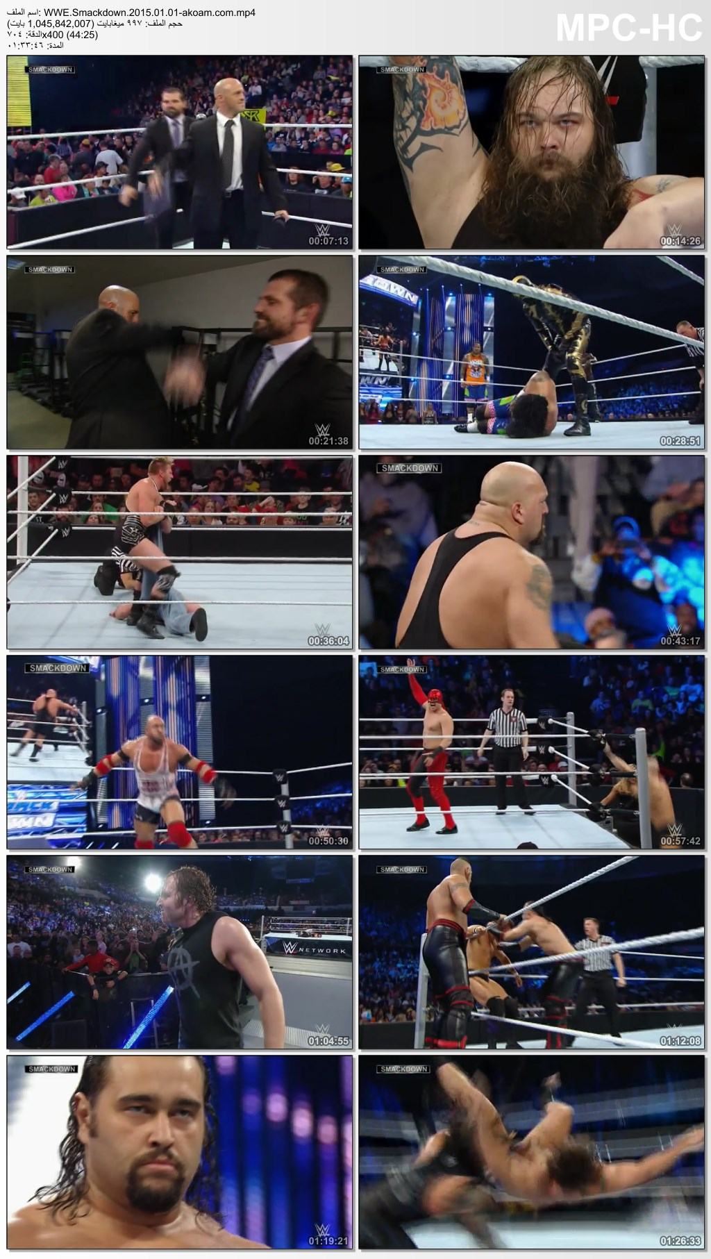 Friday,Night,Smackdown,WWE