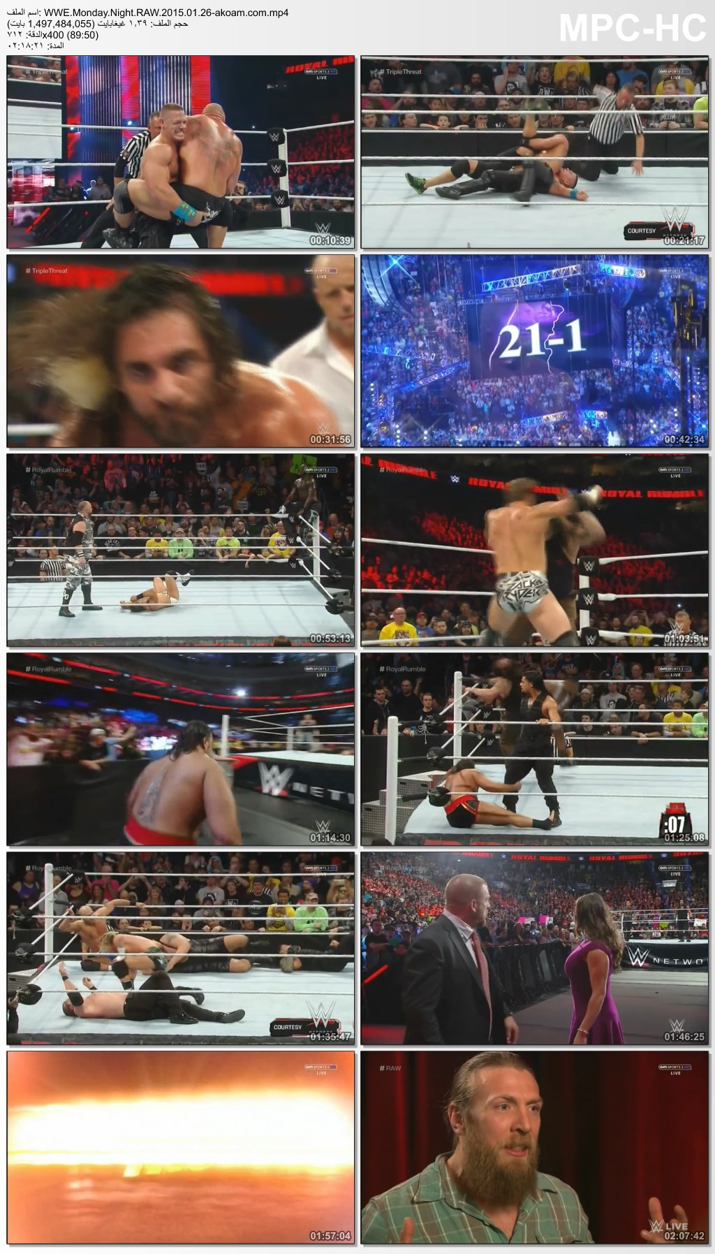 WWE,Monday,Night,RAW