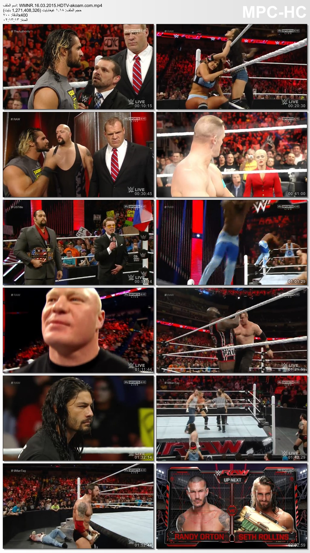 Monday,Night,raw