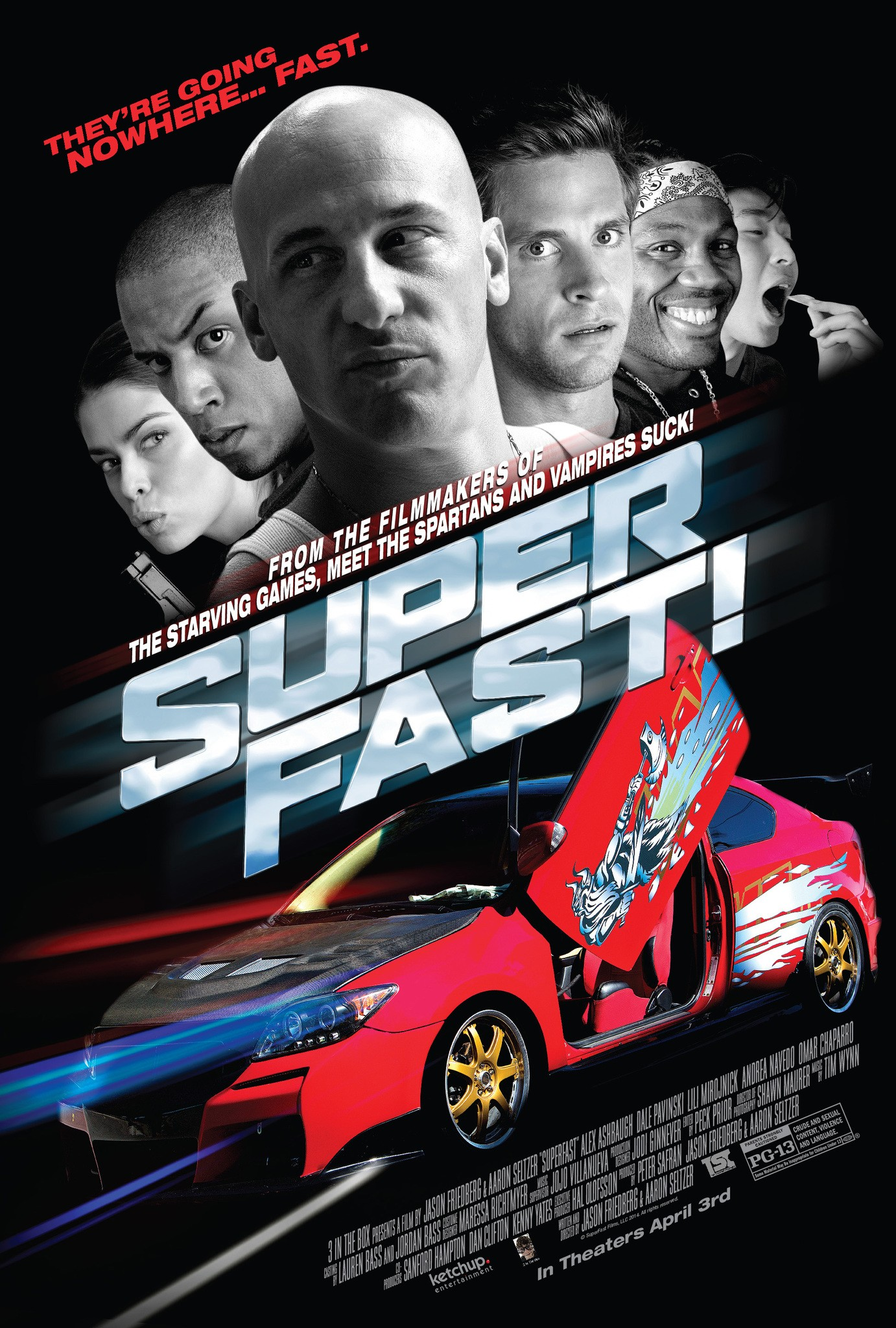فيلم superfast مترجم