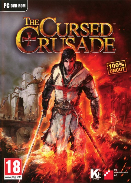لعبة The Cursed Crusade