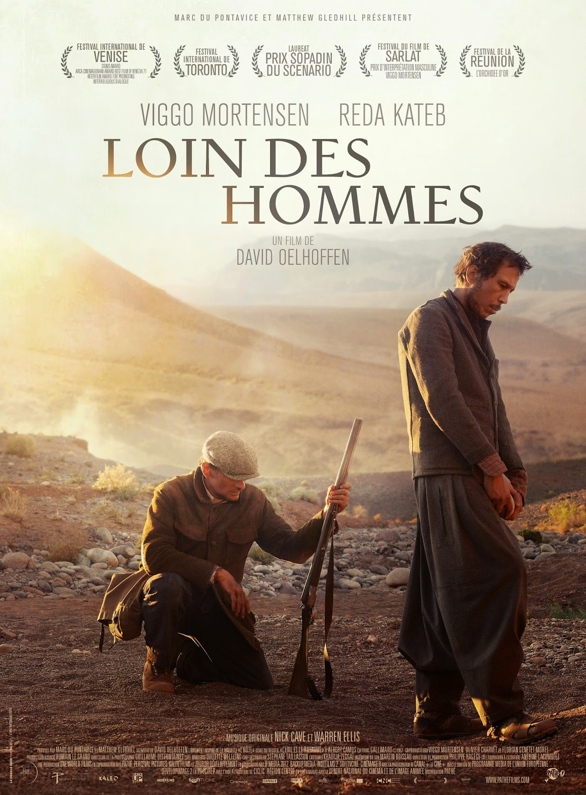 فيلم Far from Men 2014  مترجم
