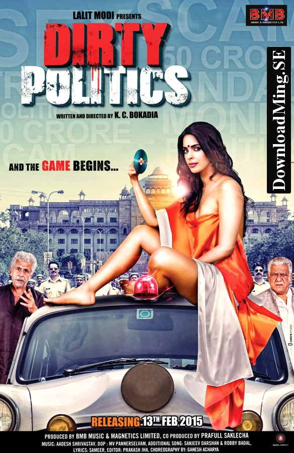 فيلم Dirty Politics 2015 مترجم