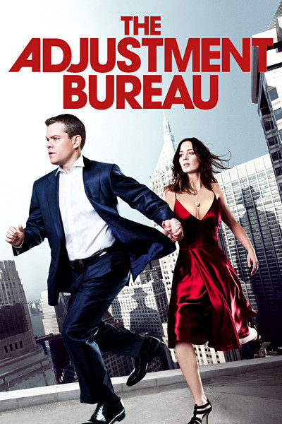 فيلم The Adjustment Bureau 2011 مترجم