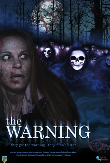 فيلم The Warning 2015 مترجم