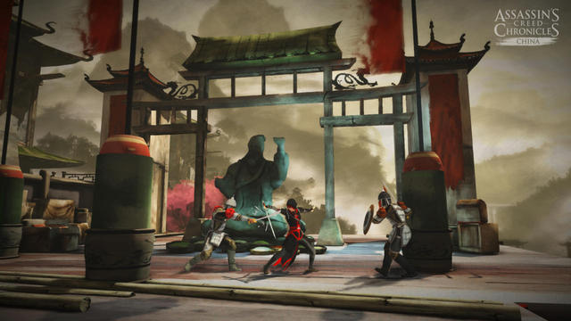 الأكشن,Assassins Creed Chronicles China,CODEX