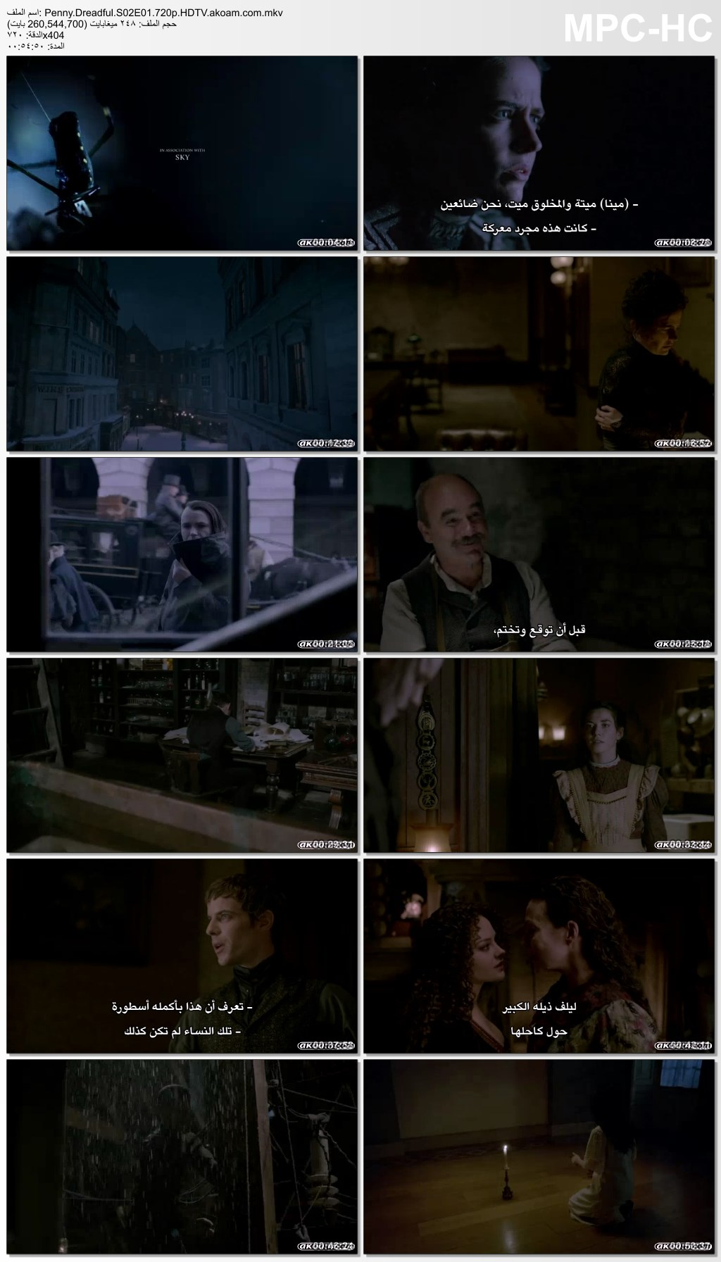 Penny Dreadful  2015,الدراما,الرعب,Penny Dreadful,Penny,Dreadful,الأكشن,2015,الموسم الثاني Penny Dreadful,Robert Nairne,Josh Hartnett,Timothy Dalton,Eva Green