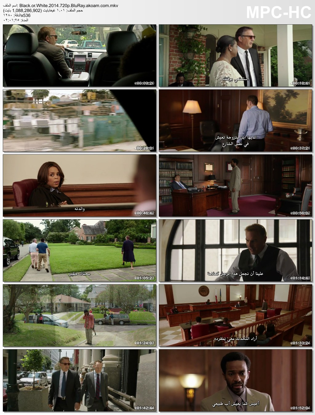 Black or White,Black or White  2014,2014,2015,الدراما,الارملة,Kevin Costner,Octavia Spencer,Gillian Jacobs,جيليان جاكوبس,كيفن كوستنر,اوكتافيا سبنسر