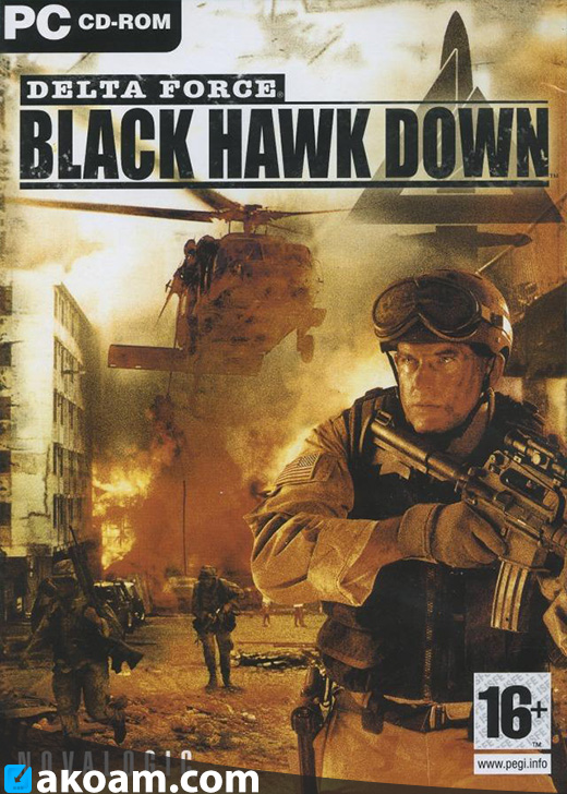 لعبة Delta Force Black Hawk Down