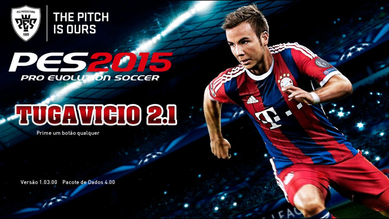 Patch Tuga,Patch,Tuga,بيس 2015,pes 2015,Patch Tuga Vicio