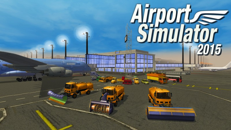 Airport Simulator 2015,محاكاة الطائرات,Airport Simulator,Airport Simulator 2015-PLAZA,PLAZA