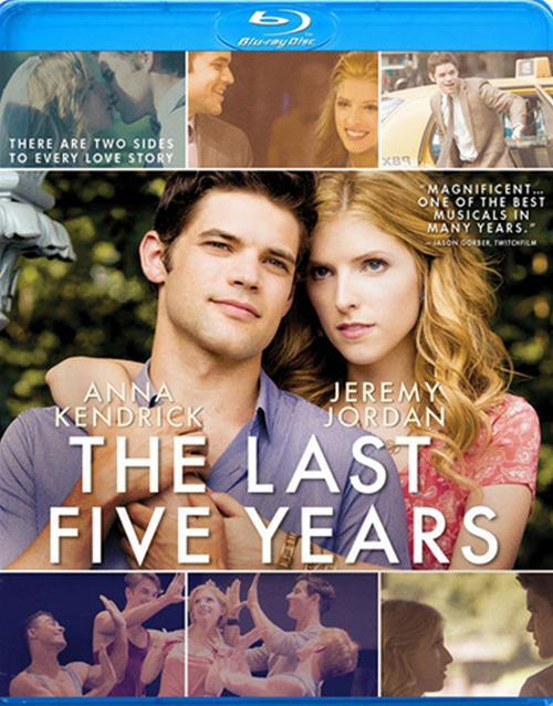 فيلم The Last Five Years 2014 مترجم