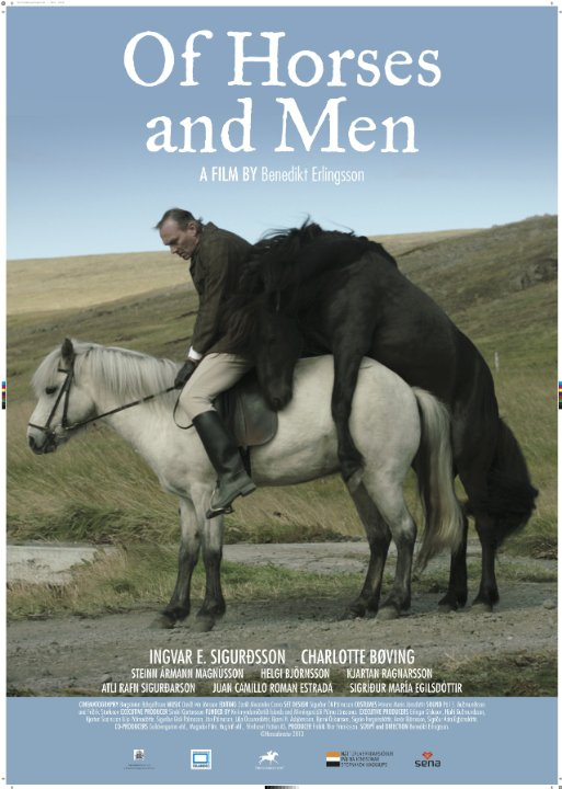 فيلم Of Horses and Men 2014 مترجم