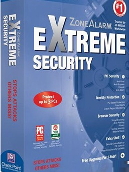 برنامج الحماية ZoneAlarm Extreme Security 2015 v13.3.052.000