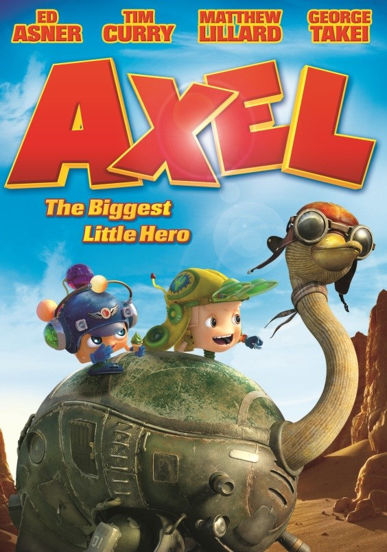 فيلم Axel: The Biggest Little Hero 2014 مترجم