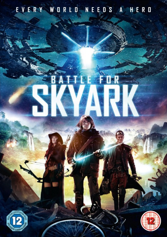 فيلم Battle for Skyark 2015 مترجم