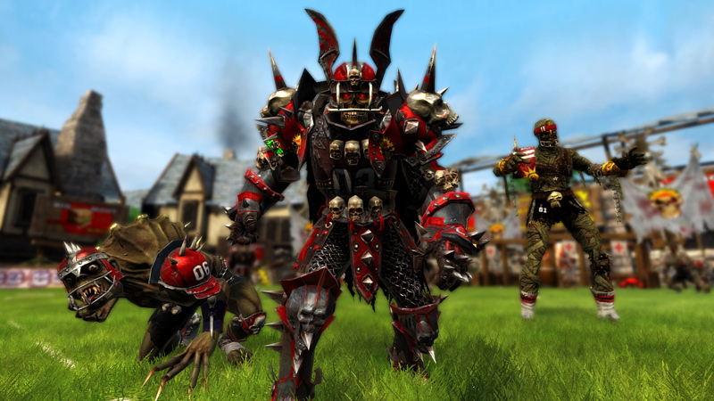 Blood Bowl - Chaos Edition,الأكشن,الرياضية,Blood Bowl,Chaos Edition,RePack,ريباك