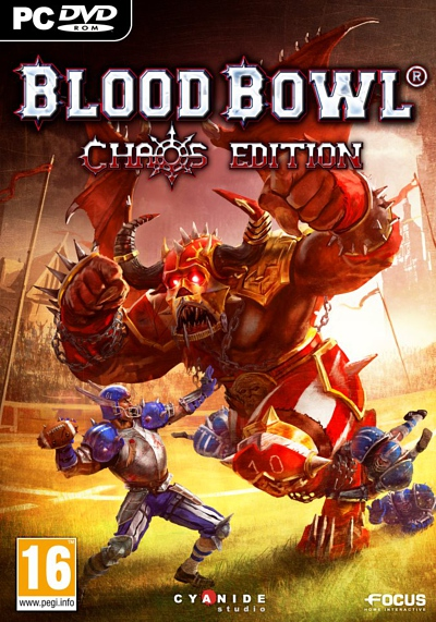 لعبة Blood Bowl - Chaos Edition