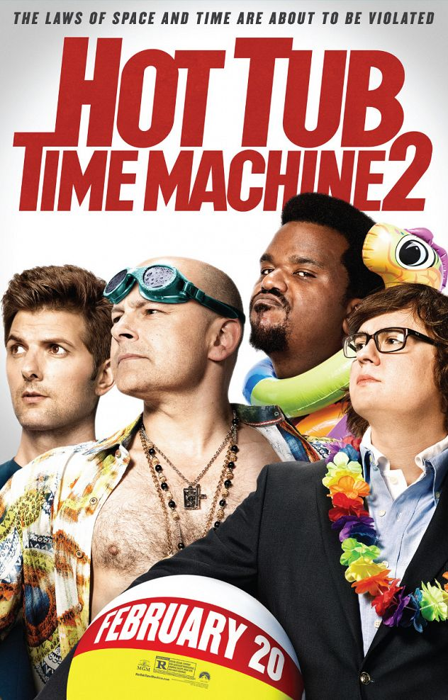 فيلم Hot Tub Time Machine 2 2015 مترجم