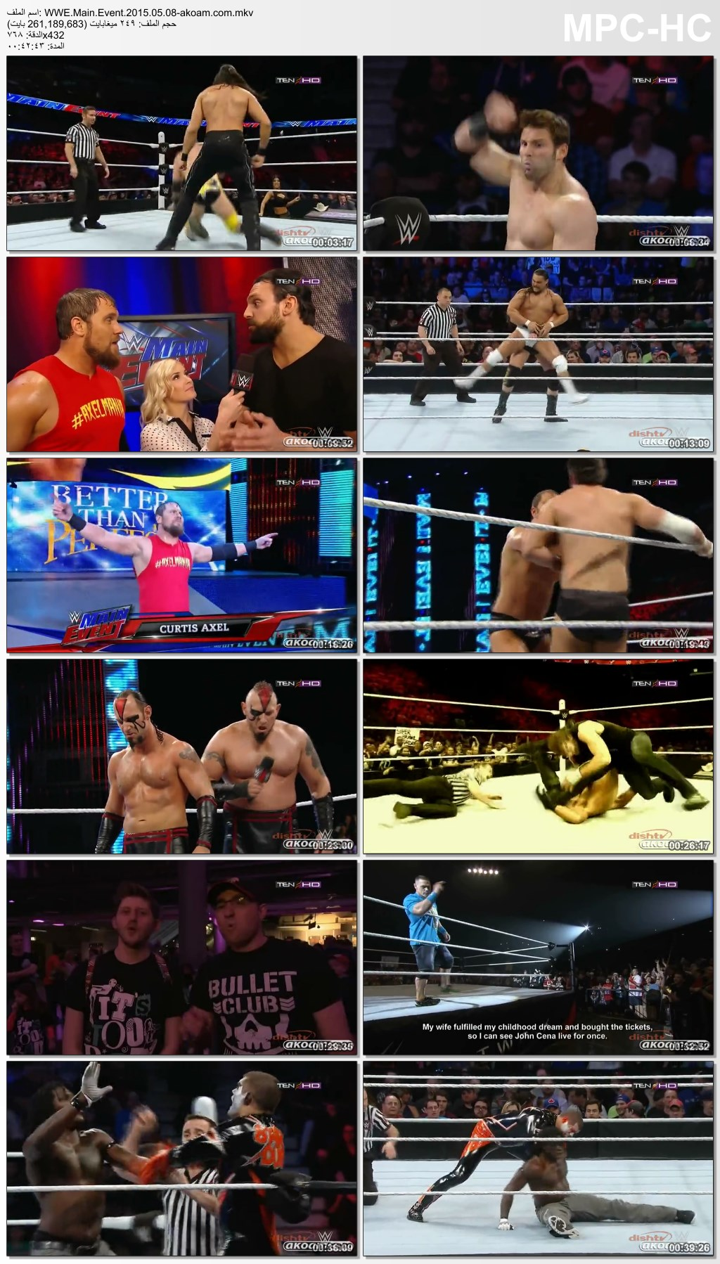 Main,Event,WWE