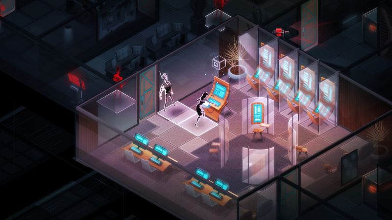 Invisible,Inc,Invisible,Inc,Codex,الأستراتيجية