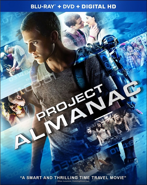 فيلم Project Almanac 2014 مترجم - BluRay