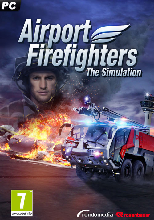 لعبة Airport Firefighters-CODEX