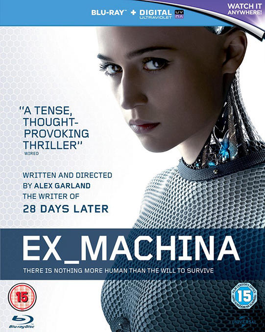 فيلم Ex Machina 2015 مترجم - BluRay