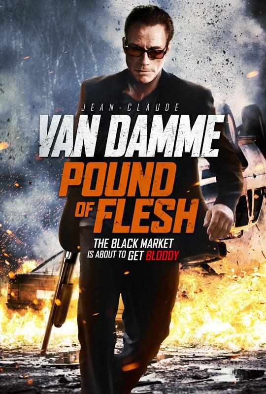 فيلم Pound of Flesh 2015 مترجم